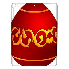Easter Decorative Red Egg Ipad Air Hardshell Cases