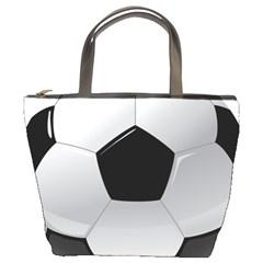 Soccer Ball Bucket Bags