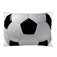 Soccer Ball Pillow Case (two Sides)