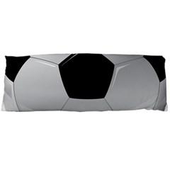 Soccer Ball Body Pillow Case Dakimakura (two Sides)