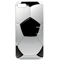 Soccer Ball Apple Iphone 5 Hardshell Case With Stand