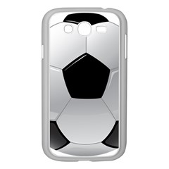 Soccer Ball Samsung Galaxy Grand Duos I9082 Case (white)