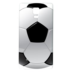 Soccer Ball Galaxy Note 4 Back Case