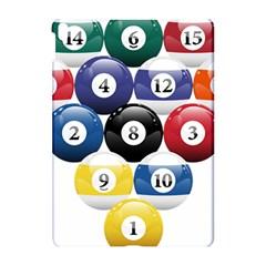 Racked Billiard Pool Balls Apple Ipad Pro 10 5   Hardshell Case