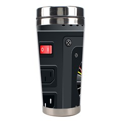 Special Black Power Supply Computer Stainless Steel Travel Tumblers