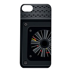Special Black Power Supply Computer Apple Iphone 5s/ Se Hardshell Case