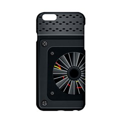 Special Black Power Supply Computer Apple Iphone 6/6s Hardshell Case