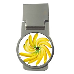 Bananas Decoration Money Clips (round)