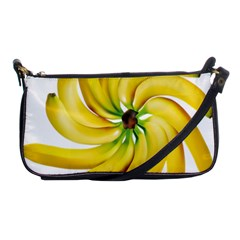 Bananas Decoration Shoulder Clutch Bags