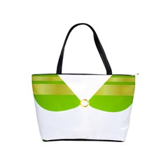 Green Swimsuit Shoulder Handbags