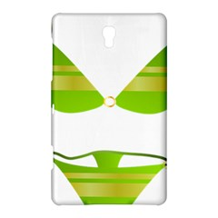 Green Swimsuit Samsung Galaxy Tab S (8 4 ) Hardshell Case