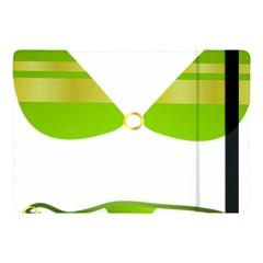 Green Swimsuit Apple Ipad Pro 10 5   Flip Case