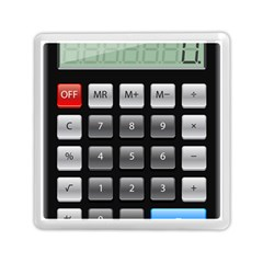 Calculator Memory Card Reader (square)
