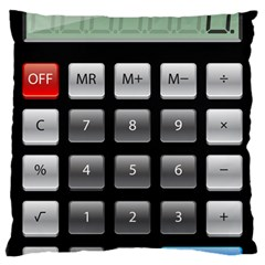 Calculator Large Cushion Case (two Sides)