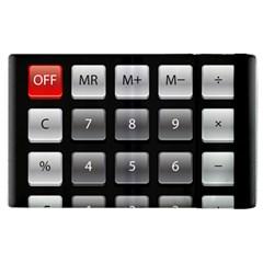 Calculator Apple Ipad 3/4 Flip Case