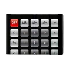 Calculator Ipad Mini 2 Flip Cases
