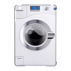 White Washing Machine Apple Ipad Mini Hardshell Case (compatible With Smart Cover)