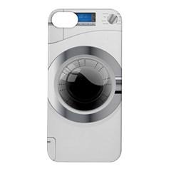 White Washing Machine Apple Iphone 5s/ Se Hardshell Case
