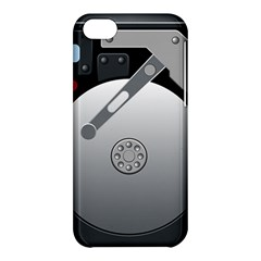 Computer Hard Disk Drive Hdd Apple Iphone 5c Hardshell Case