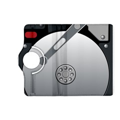 Computer Hard Disk Drive Hdd Kindle Fire Hd (2013) Flip 360 Case