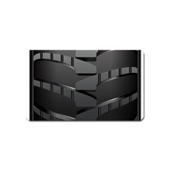 Tire Magnet (name Card)