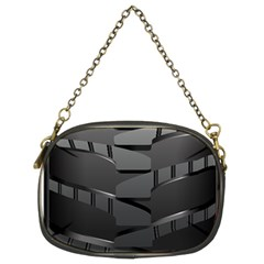 Tire Chain Purses (two Sides)