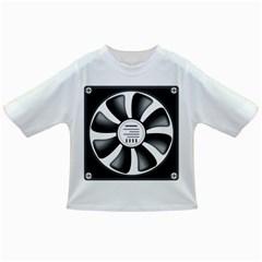 12v Computer Fan Infant/toddler T Shirts