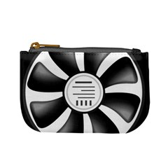 12v Computer Fan Mini Coin Purses