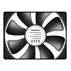 12v Computer Fan Fleece Blanket (small)
