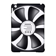 12v Computer Fan Apple Ipad Mini Hardshell Case (compatible With Smart Cover)
