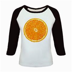 Orange Slice Kids Baseball Jerseys