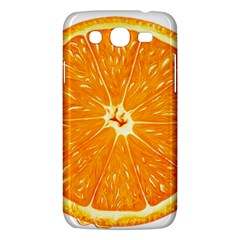 Orange Slice Samsung Galaxy Mega 5 8 I9152 Hardshell Case