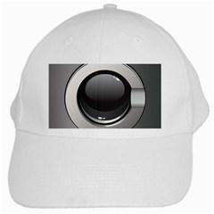 Washing Machine White Cap