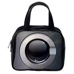 Washing Machine Classic Handbags (one Side)