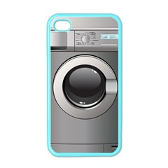 Washing Machine Apple Iphone 4 Case (color)