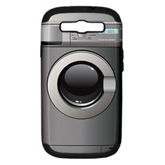 Washing Machine Samsung Galaxy S Iii Hardshell Case (pc+silicone)