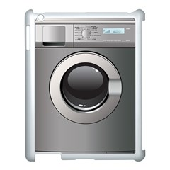 Washing Machine Apple Ipad 3/4 Case (white)