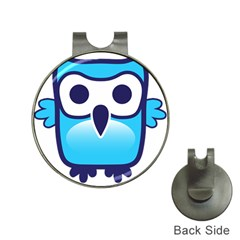 Owl Logo Clip Art Hat Clips With Golf Markers