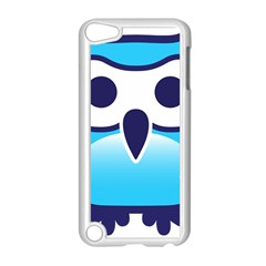 Owl Logo Clip Art Apple Ipod Touch 5 Case (white)