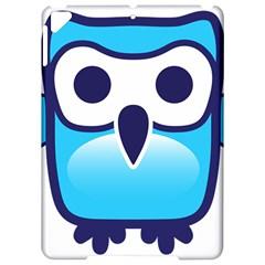 Owl Logo Clip Art Apple Ipad Pro 9 7   Hardshell Case