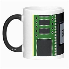 Computer Bios Board Morph Mugs