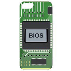Computer Bios Board Apple Iphone 5 Classic Hardshell Case