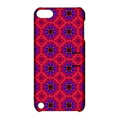 Retro Abstract Boho Unique Apple Ipod Touch 5 Hardshell Case With Stand