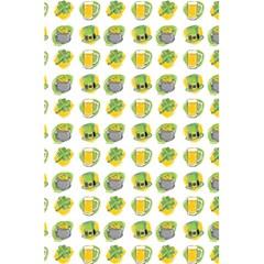 St Patrick S Day Background Symbols 5 5  X 8 5  Notebooks
