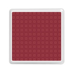 Purple Pattern Background Texture Memory Card Reader (square)