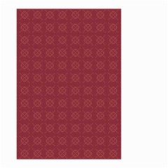 Purple Pattern Background Texture Small Garden Flag (two Sides)