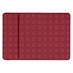 Purple Pattern Background Texture Samsung Galaxy Tab 8 9  P7300 Flip Case