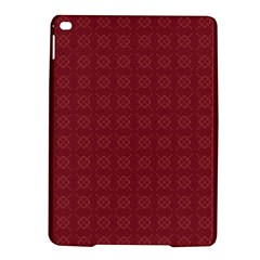 Purple Pattern Background Texture Ipad Air 2 Hardshell Cases