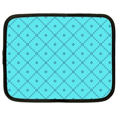 Pattern Background Texture Netbook Case (large)