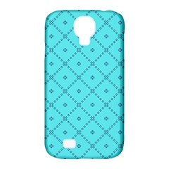 Pattern Background Texture Samsung Galaxy S4 Classic Hardshell Case (pc+silicone)